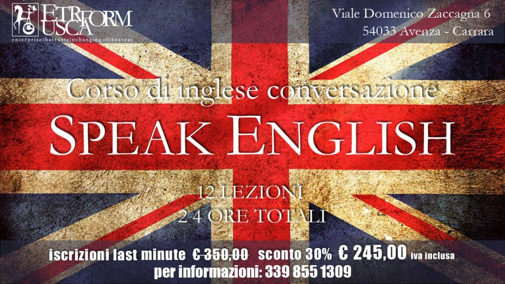 speak english formato social